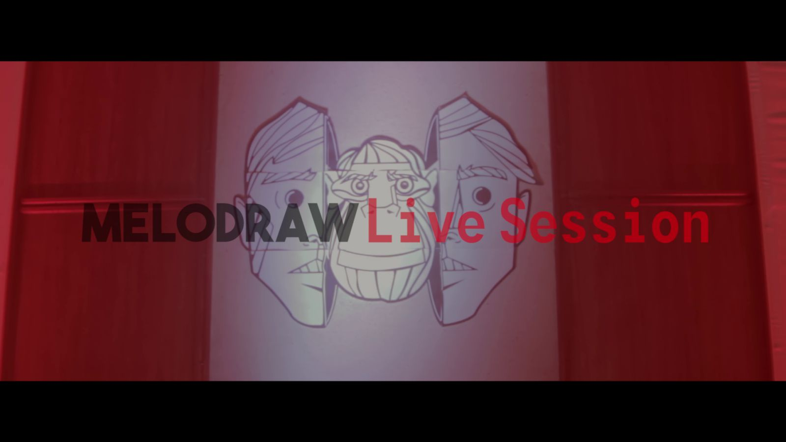 Melodraw-videoclip-live-cornerstudio